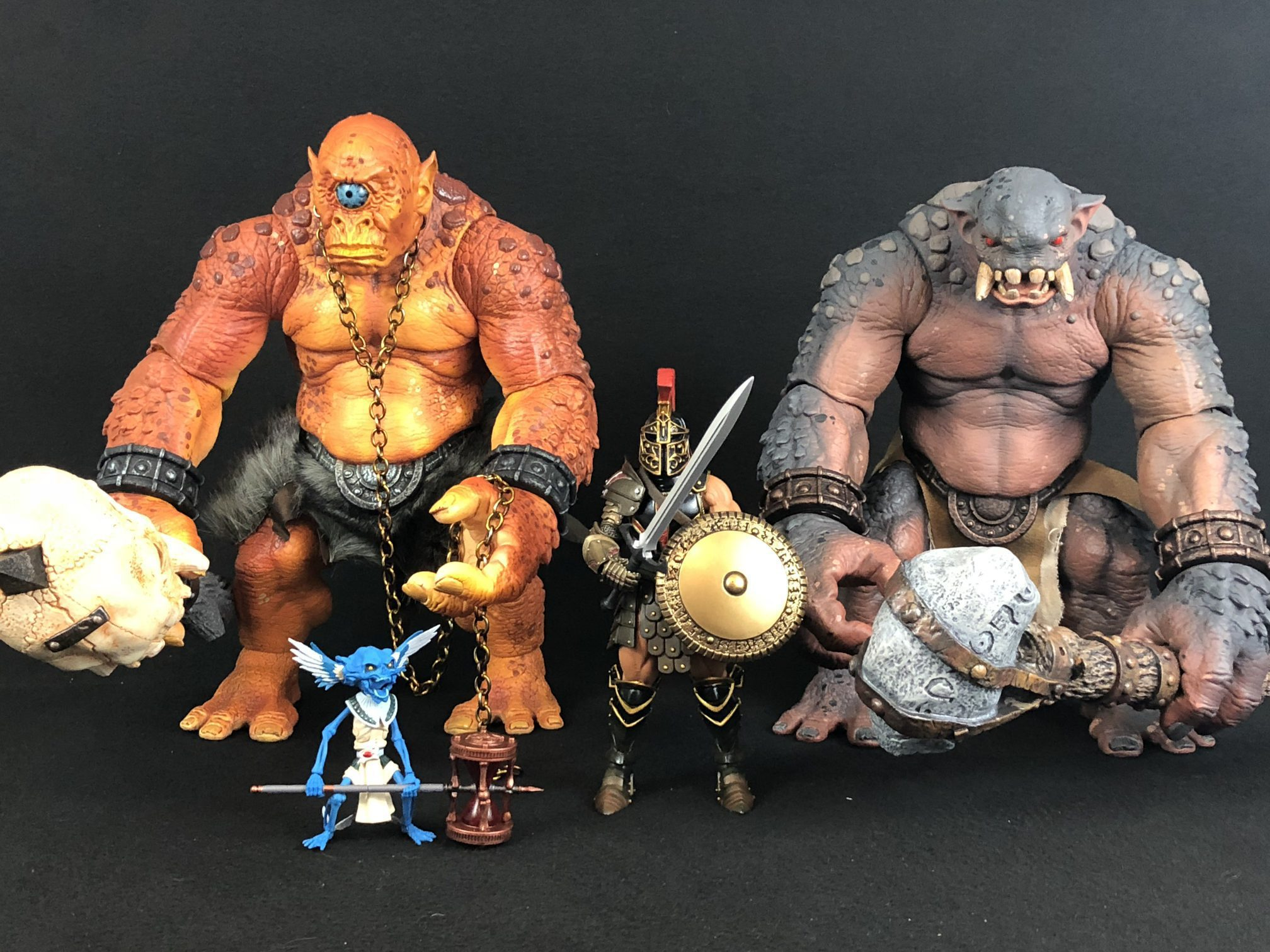 Mythic Legions Figures by Four Horsemen Studios (Rahmulus Review)