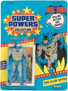 Super Powers Batman Carded
