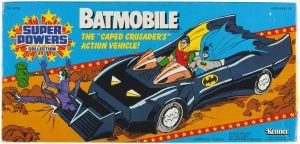 Kenner Super Powers Batmobile