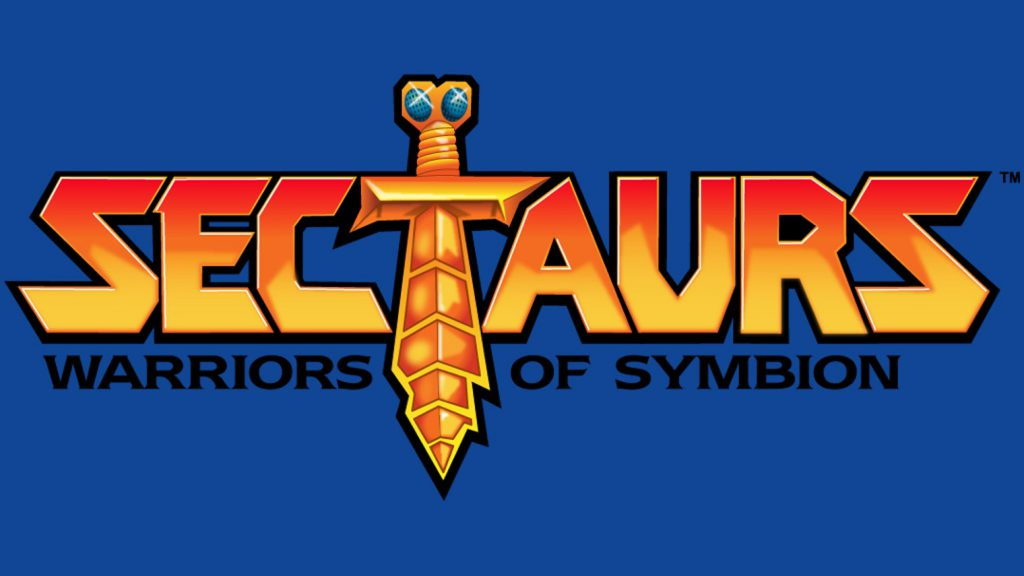 Coleco Sectaurs Action Figures Logo