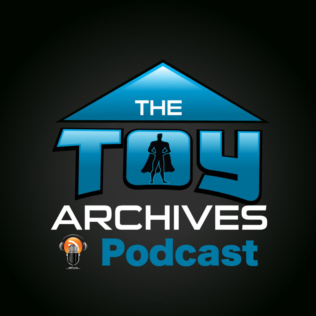Toy Archives Podcast Logo