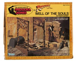 Kenner Indiana Jones Well of the Souls Action Figure Set