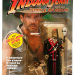 LJN Indiana Jones Mola Ram Action Figure