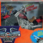 Galoob Biker Mice Throttle Motorcycle