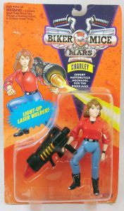 Galoob Biker Mice from Mars Charley action figure