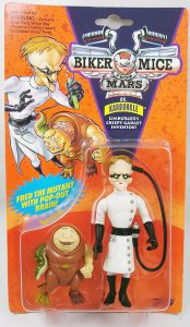 Galoob Biker Mice from Mars Dr Karbunkle action figure