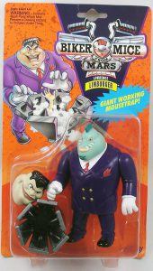 Galoob Biker Mice from Mars Lawrence Limburger action figure