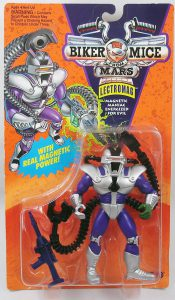 Galoob Biker Mice from Mars Lectromag action figure