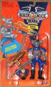 Galoob Biker Mice from Mars Modo Action Figure