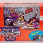 Galoob Biker Mice from Mars Modo's Mondo Chopper vehicle