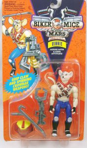 Galoob Biker Mice from Mars Vinnie Action Figure