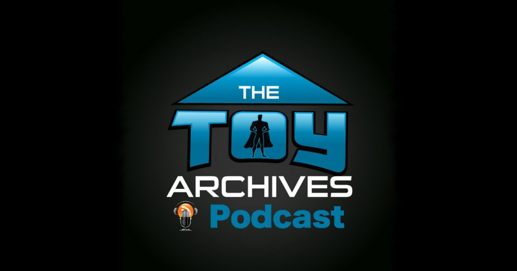 The Toy Archives Podcast Logo FB