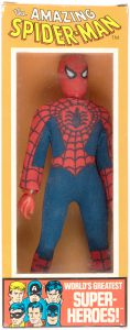 Mego WGSH Action Figures Spider-Man Circle Suit