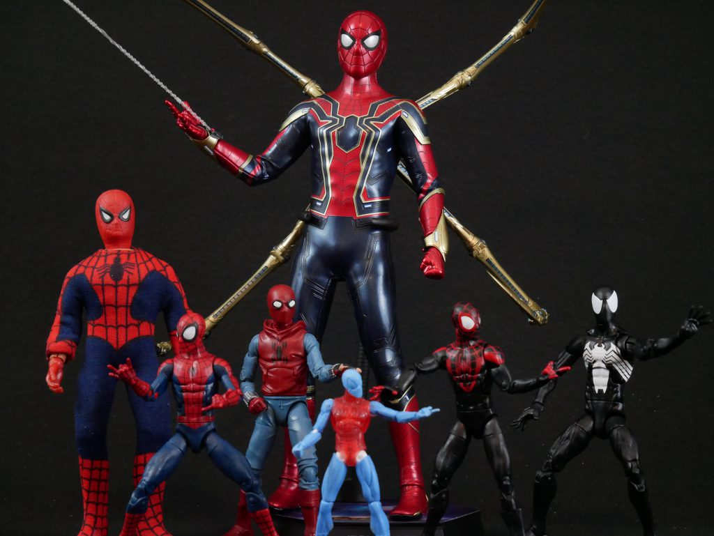 The Best Spider-Man Action Figure of Every Scale