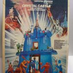 Remco Crystar Action Figures Crystal Castle