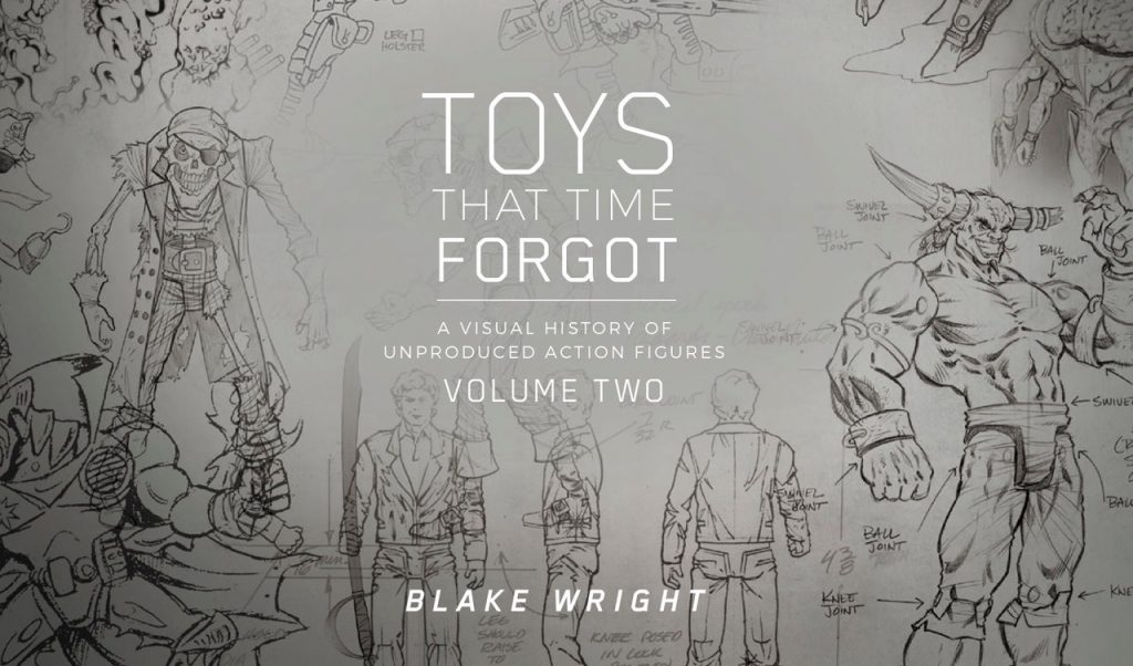 TOYS THAT TIME FORGOT VOLUME 2 COVER