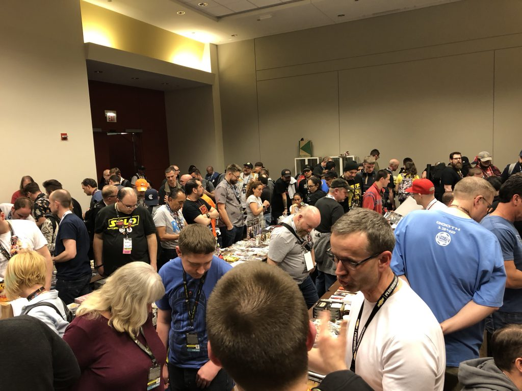 Star Wars Celebration Room Swap
